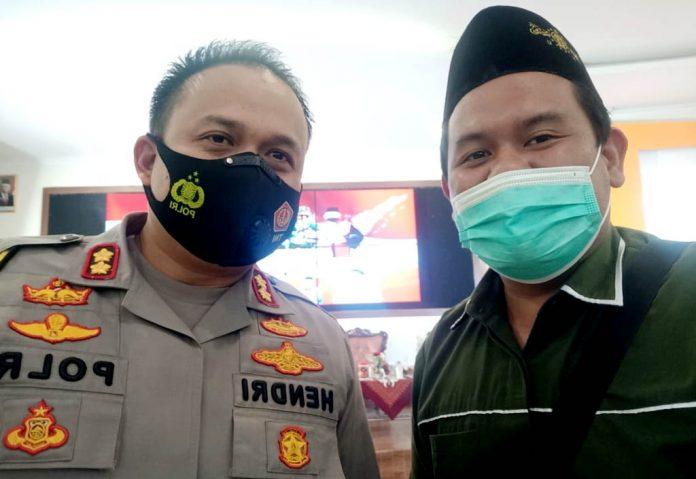 ISNU Kab Malang Hadiri Forum Intelektual Polres Malang